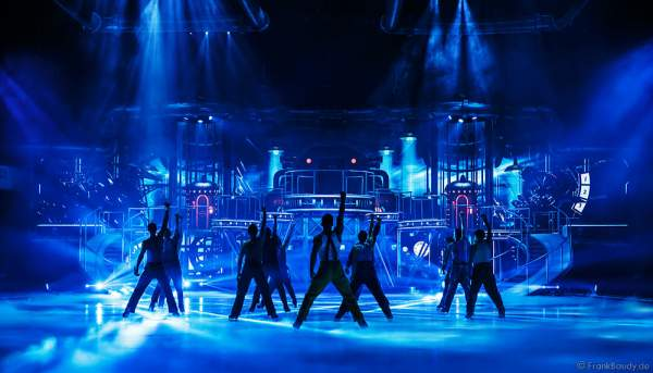 Opening der Show BELIEVE von Holiday on Ice 2015/2016