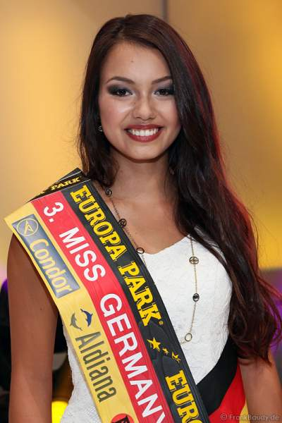 Miss Hessen, Katharina Schubert wird 3. Miss Germany 2016