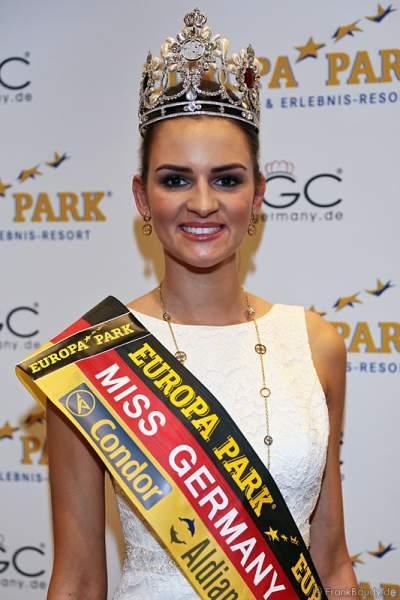 Lena Bröder - Miss Germany 2016 - Europa-Park
