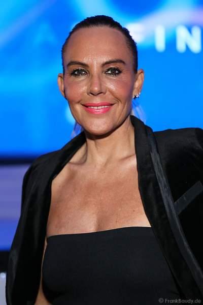 Natascha Ochsenknecht in der VIP-Jury bei der Miss Germany 2016 Wahl im Europa-Park am 20.02.2016