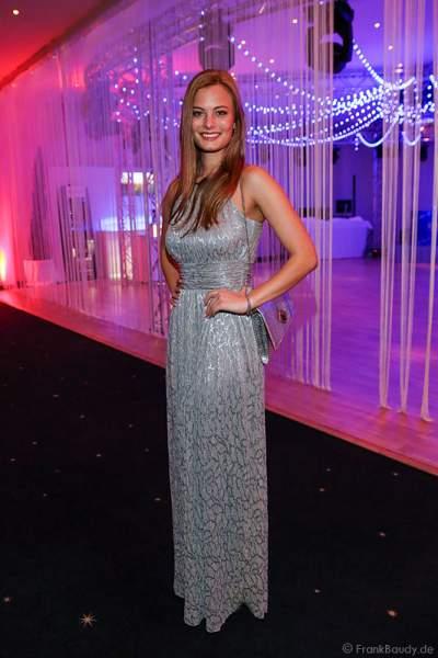 Viktoria Bosbach bei der Miss Germany 2016 Wahl im Europa-Park am 20.02.2016