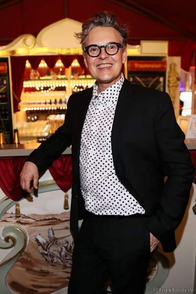 Rolf Scheider bei der Miss Germany 2016 Wahl im Europa-Park am 20.02.2016