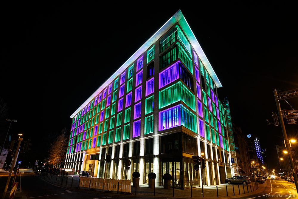 Faszinierende Lichtkunst Bei Der Luminale In Frankfurt Seitenstopper