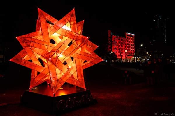 STAR* bei der Luminale 2016 in Frankfurt