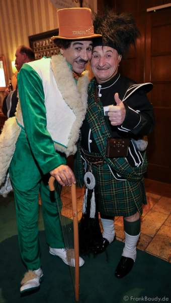 ST. PATRICK'S DAY im Hotel Bell Rock Europa-Park in Rust