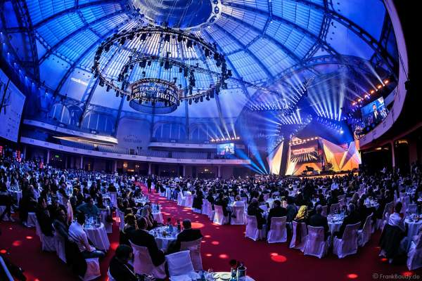 PRG LEA 2016 - Live Entertainment Award in der Festhalle in Frankfurt