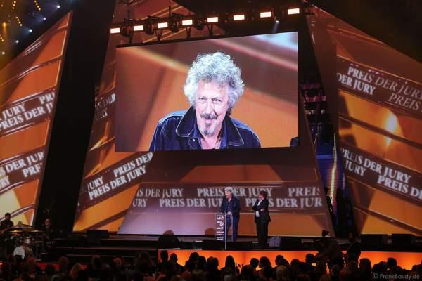 Wolfgang Niedecken beim PRG LEA 2016 - Live Entertainment Award in der Festhalle in Frankfurt