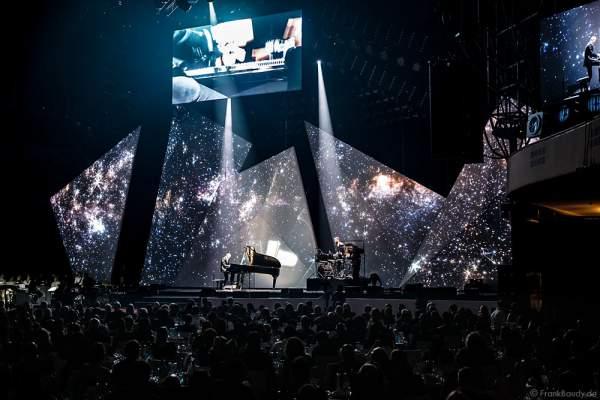 Pianist Joja Wendt beim PRG LEA 2016 - Live Entertainment Award in der Festhalle in Frankfurt