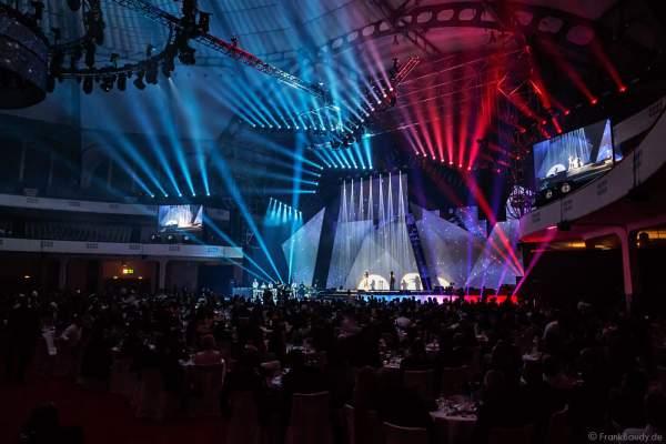Berlin Show Orchestra beim PRG LEA 2016 - Live Entertainment Award in der Festhalle in Frankfurt