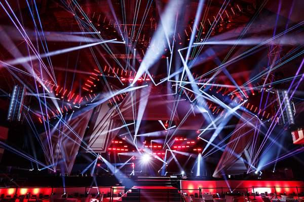 A25 Imposante Demo-Show während der Prolight + Sound 2016 in der Festhalle Frankfurt