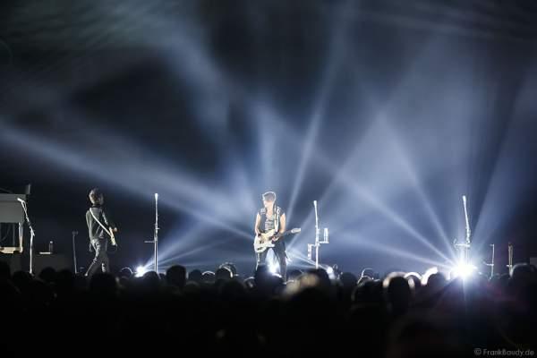 Natalie Maines der Country Band Dixie Chicks während ihrer MMXVI World Tour am 17.04.2016 im Hallenstadion in Zürich/Schweiz