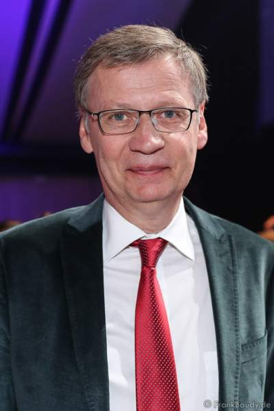 Günther Jauch beim Radio Regenbogen Award 2016 am 22. April 2016 im Europa-Park in Rust