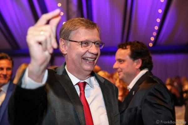 Günther Jauch beim Radio Regenbogen Award 2016 am 22. April 2016 im Europa-Park in Rust