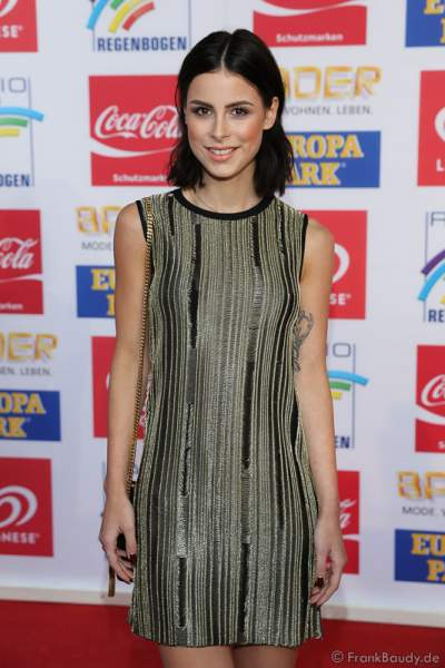 Lena Meyer-Landrut beim Radio Regenbogen Award 2016 am 22. April 2016 im Europa-Park in Rust