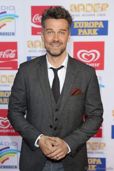 Wayne Carpendale beim Radio Regenbogen Award 2016 am 22. April 2016 im Europa-Park in Rust