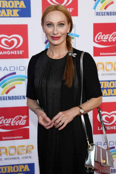 Andrea Sawatzki beim Radio Regenbogen Award 2016 am 22. April 2016 im Europa-Park in Rust
