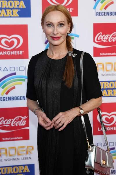 Andrea Sawatzki beim Radio Regenbogen Award 2016 am 22. April 2016 im Europa-Park in Rust