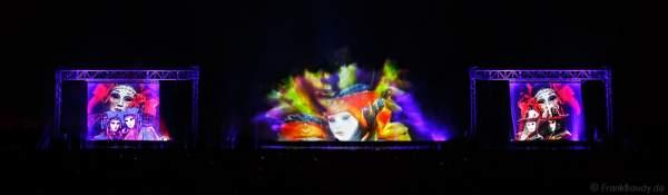 """Große Wassershow bei Art et Lumière 2016 """"Best of"""" aus über 30 Jahren Aquatique Show in Furdenheim"""