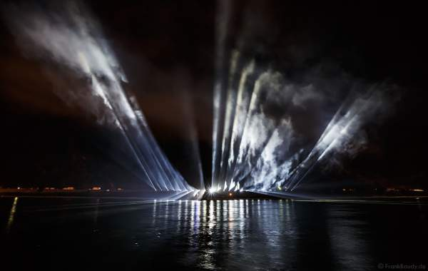 Ameria - The Metamorphosis of Lights bei Rhein in Flammen 2016 in Oberwesel, Nacht der 1000 Feuer