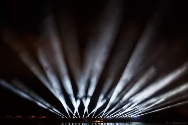 Ameria - The Metamorphosis of Lights bei Rhein in Flammen 2016 in Oberwesel, Nacht der 1000 Feuer