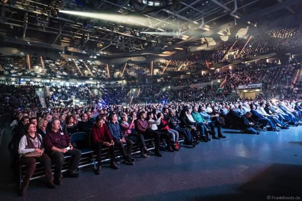 Deutschlandpremiere von Night of the Proms 2016 in der SAP Arena Mannheim