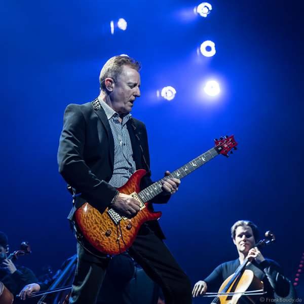 John Miles bei der Deutschlandpremiere von Night of the Proms 2016 in der SAP Arena Mannheim