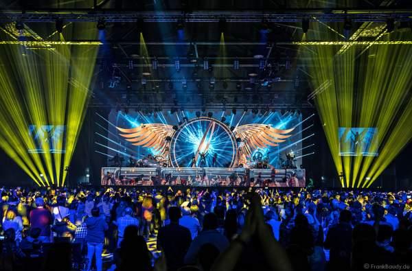 DJ BoBo feierte mit seiner Show MYSTORIAL große Weltpremiere am 13. Januar 2017  in der Europa-Park Arena Rust