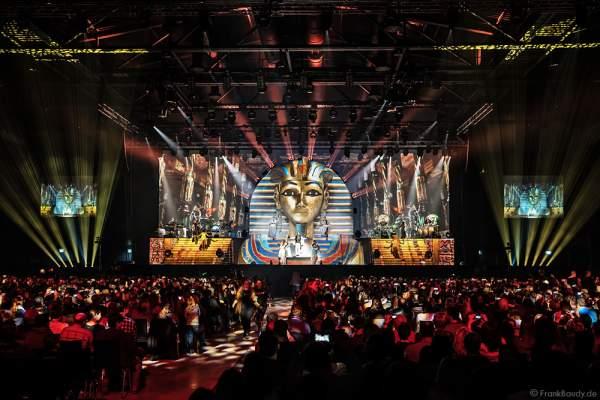 DJ BoBo mit neuer Show MYSTORIAL - 25th Anniversary Tour - am 13. Januar 2017 in der Europa-Park Arena Rust