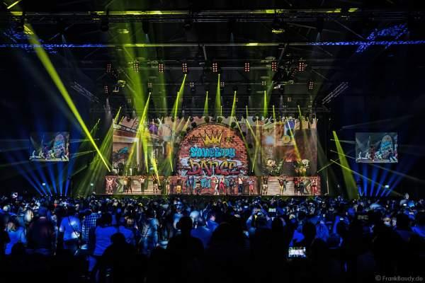 DJ BoBo mit neuer Show MYSTORIAL - 25th Anniversary Tour - am 13. Januar 2017 im Europa-Park Rust