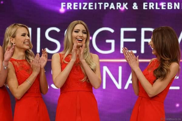 Die Gewinnerbekanntgabe der Miss Germany 2017 Soraya Kohlmann im Europa-Park am 18. Februar 2017