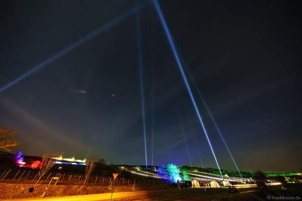 Weinbergnacht 2017 in Bad Dürkheim zwischen Michelsberg, Spielberg, Herrenberg und Weilberg