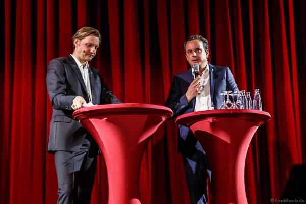 Michael Mack stellt die Neuheiten 2017 im Europa-Park vor