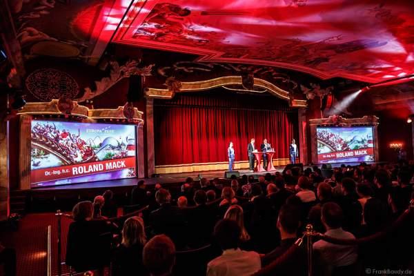 Pressekonferenz Europa-Park zum Saisonstart 2017