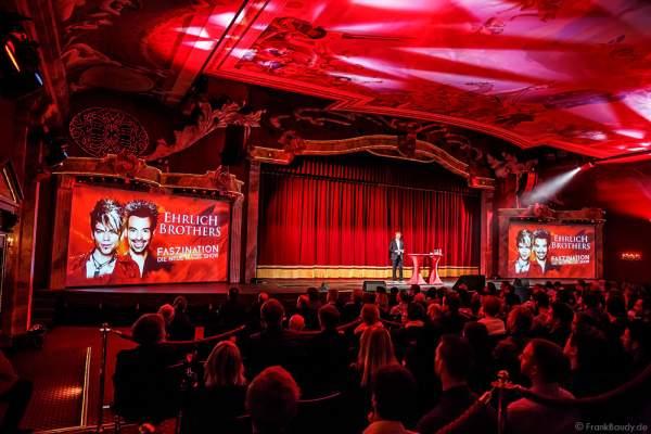 Ehrlich Brothers kommen 2018 in die Europa-Park Arena