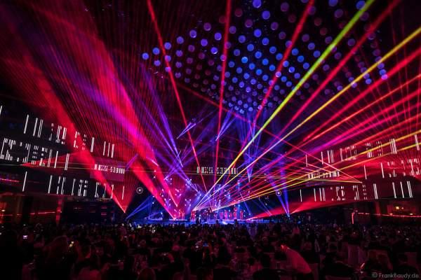Auftritt Schiller und das Berlin Show Orchestra beim PRG Live Entertainment Award (LEA) 2017 in der Festhalle in Frankfurt