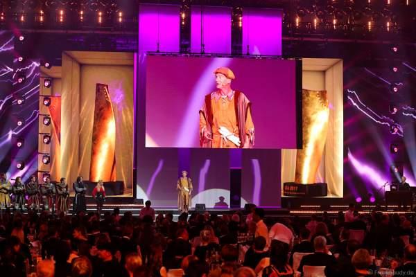 Auszeichnung: Kaltenberger Ritterturnier beim PRG Live Entertainment Award (LEA) 2017 in der Festhalle Frankfurt
