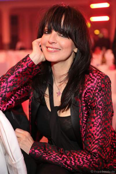 Nena (bürgerlich Gabriele Susanne Kerner) beim PRG Live Entertainment Award (LEA) 2017 in der Festhalle in Frankfurt