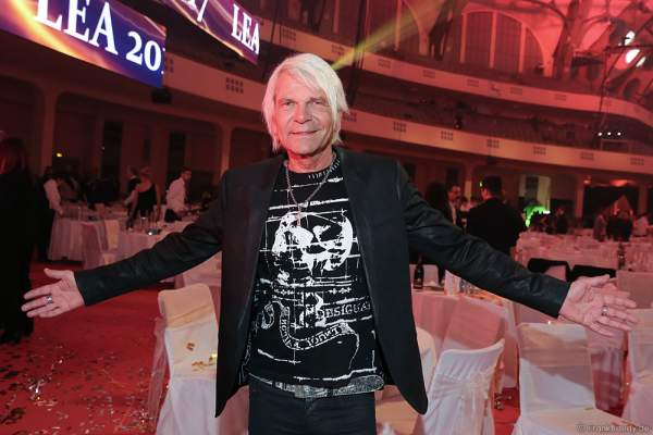 Matthias Reim auf der After-Show-Party beim PRG Live Entertainment Award (LEA) 2017 in der Festhalle in Frankfurt