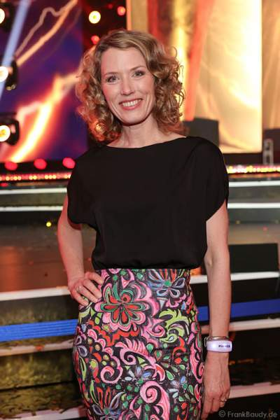 Franziska Reichenbacher auf der After-Show-Party beim PRG Live Entertainment Award (LEA) 2017 in der Festhalle in Frankfurt