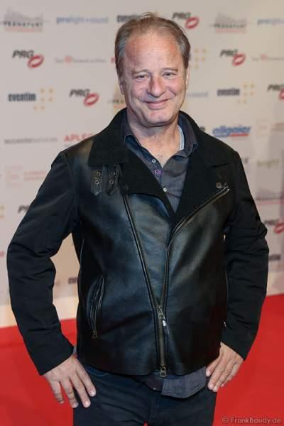 Komiker und Schauspieler Tom Gerhardt beim PRG Live Entertainment Award (LEA) 2017 in der Festhalle in Frankfurt