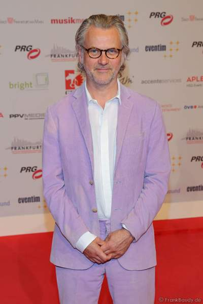Guy Chambers beim PRG Live Entertainment Award (LEA) 2017 in der Festhalle in Frankfurt