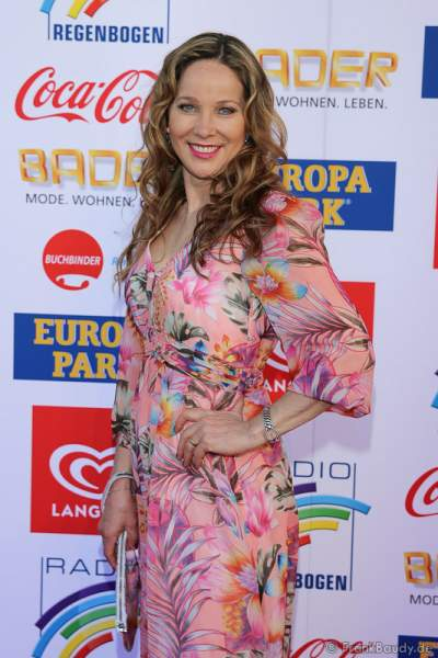 Ann-Kathrin Kramer beim Radio Regenbogen Award 2017 am 07. April in der Europa-Park Arena in Rust