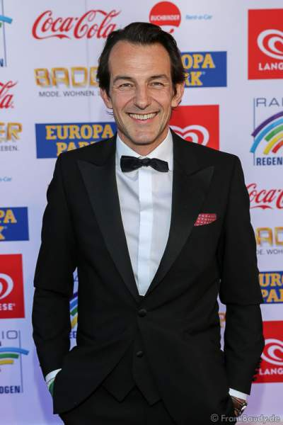 Hans-Werner Meyer beim Radio Regenbogen Award 2017 am 07. April in der Europa-Park Arena in Rust