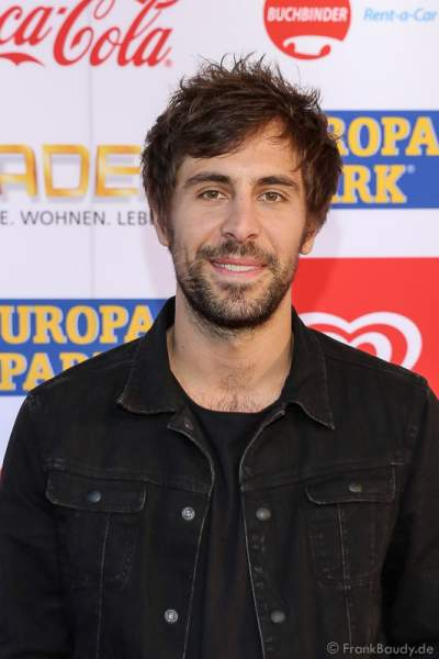 Max Giesinger beim Radio Regenbogen Award 2017 am 07. April in der Europa-Park Arena in Rust