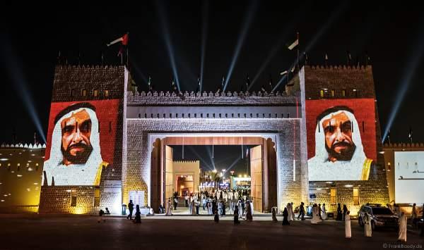 Sheikh-Zayed-Heritage-Festival 2017/2018 in Abu Dhabi