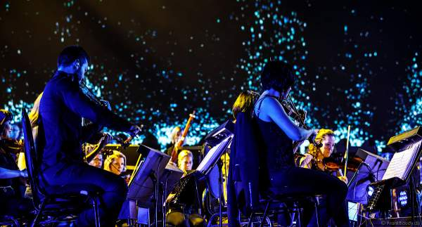 Antwerp Philharmonic Orchestra bei Night of the Proms 2017 in der SAP Arena Mannheim