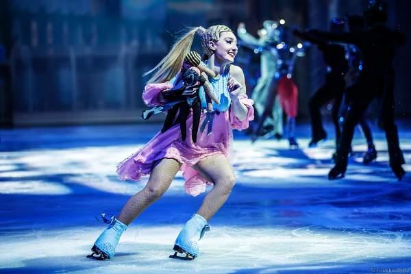 Courtney Gray bei der Eisshow ATLANTIS von Holiday on Ice in der Festhalle Frankfurt und SAP Arena Mannheim 2017-2018