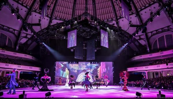 Eisshow ATLANTIS von Holiday on Ice in der Festhalle Frankfurt und SAP Arena Mannheim 2017-2018