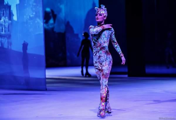 """Daria """"Dasha"""" Perminova der Eisshow ATLANTIS von Holiday on Ice in der Festhalle Frankfurt und SAP Arena Mannheim 2017-2018"""