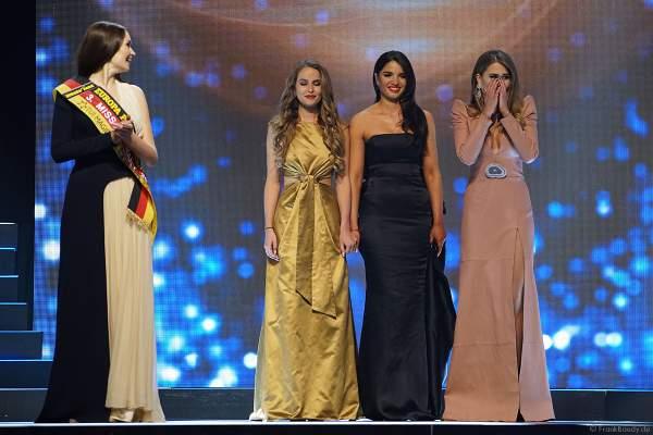 Die Gewinnerbekanntgabe der Miss Germany 2018 - Anahita Rehbein in der Europa-Park Arena am 24.02.2018